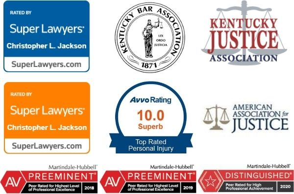 Lawyer Christopher Jackson Achievements