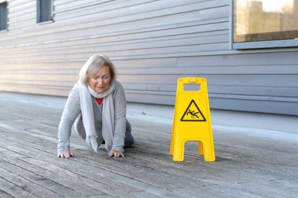 Slip and Fall Injury Case Evaluation