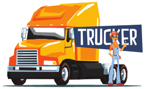 Trucker Graphic